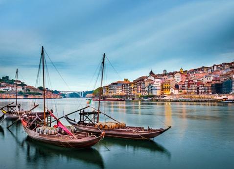 Portugal's River of Gold Lisbon to Porto