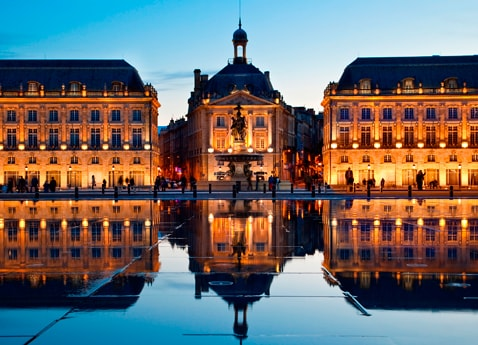Chateaux, Rivers & Wine Bordeaux to Bordeaux